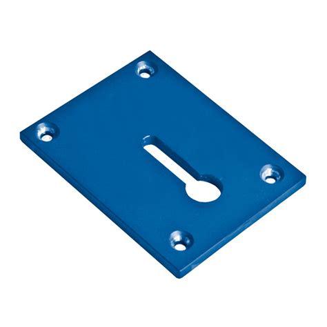 kreg clamp plate accessories carbatec