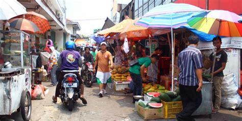 Ramen Di Pasar Lama Tangerang duh tangerang dikuasai pengembang besar kompas