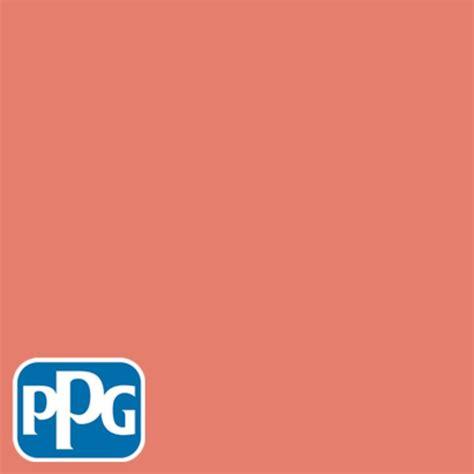 ppg timeless 8 oz hdppgo27u desert orange semi gloss interior exterior paint sle hdppgo27u