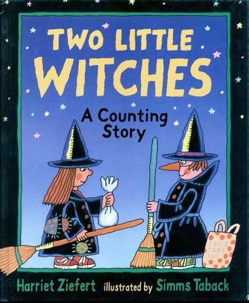 libro two little witches a simms taback books two little witches