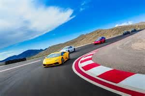 Las Vegas Lamborghini Track Drive A Lamborghini On Track In Vegas Speedvegas