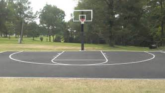 Basketball Hoop Backyard gallery for gt basketball hoop and court