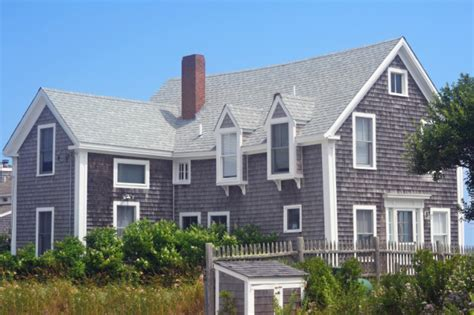 Cape Cod House Plans With Attached Garage shingle style houses dujardin design