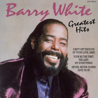 barry white best song greatest hits barry white last fm