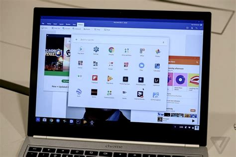 chromebook android apps chromebooks will soon support android apps