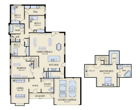 layout design group the taradale from premier builders group great layout