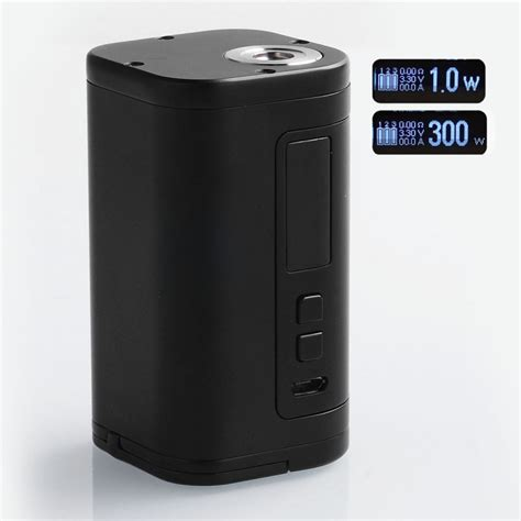 Eleaf Istick Tria 300w Mod Only Vaporizer Authentic authentic eleaf istick tria 300w black tc vw variable wattage box mod