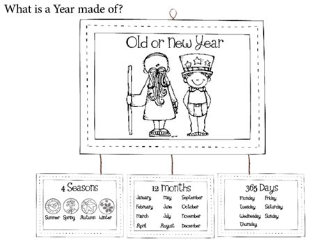 printable preschool new year worksheets the constant kindergartener teaching ideas and resources