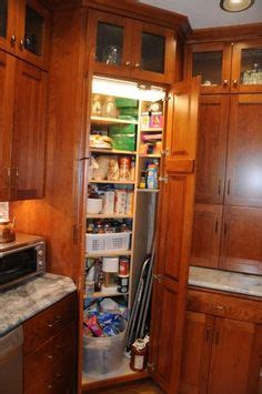 corner pantry cabinet space saving storage designs