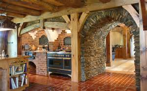 Cottage Style Kitchen Design rochester storybook house great northern woodworks