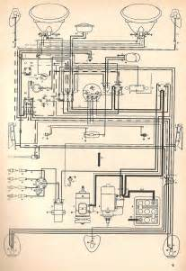1967 vw karmann ghia wiring diagram wiring diagrams