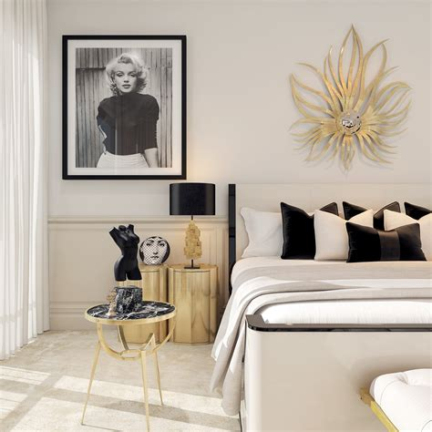 modern art deco bedroom a modern art deco home visualized in two styles