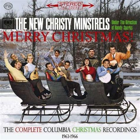 christy minstrels merry christmas lyrics