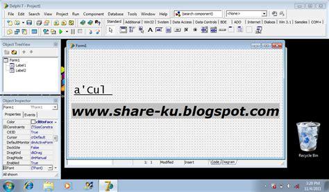 Software Borland Delphi 7 Versi Di Atasnya borland delphi 7 3 4 3 enterprise lite edition 74 mb free software
