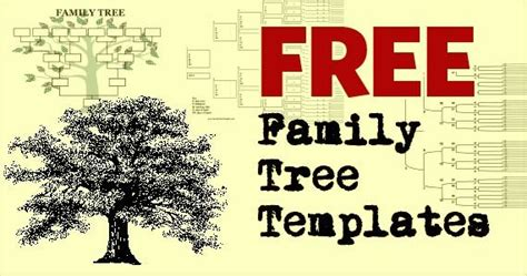 free family tree template 25 best ideas about family tree templates on