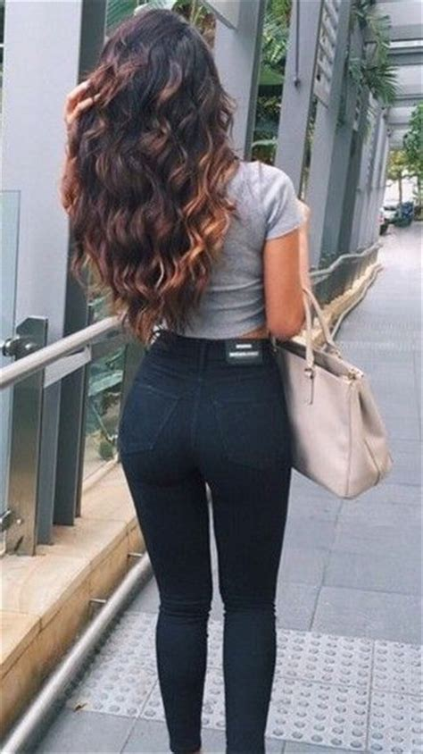hairstyles for party on jeans 25 best ideas about high waisted black jeans on pinterest