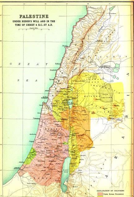 slideshow bible maps  atlas  bible world