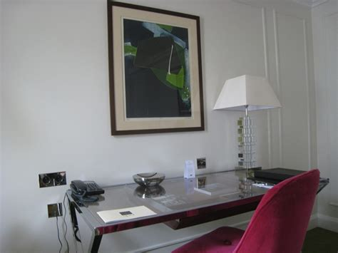Hotel Bedroom Desk Luxury Boutique Hotel Review Le Burgundy Travelsort