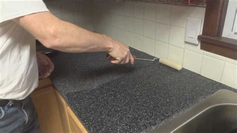 Countertop Restoration Paint by Countertop Transformation The Rust Oleum Way