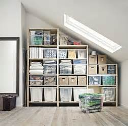 26 creative and smart attic storage ideas to try shelterness