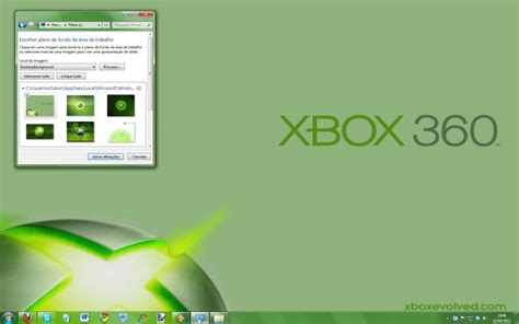theme windows 7 xbox 360 xbox 360 theme for windows 7 download