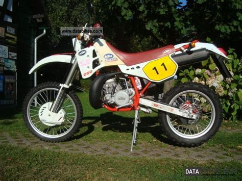 1989 Ktm 250 Exc Motorcycle Vehicles With Pictures Page 88