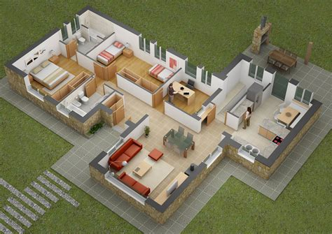 3d home design for win7 virtual interactive 3d floor plan best property