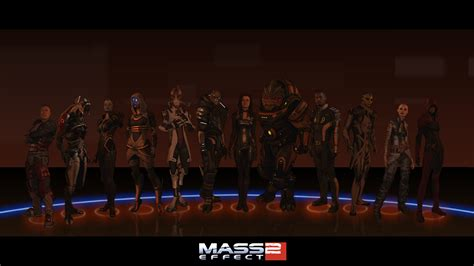 mass effect design team mass effect 2 squad 1920x1080 by yennova on deviantart