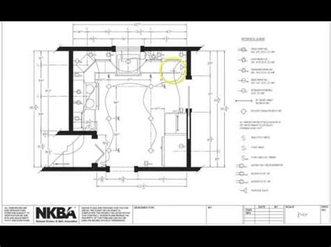 mechanical floor plan kitchen and bath drawing mechanical plan