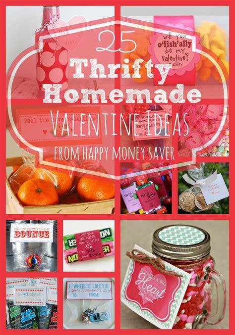 home made valentines 25 thrifty ideas happy money saver