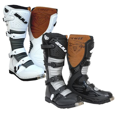 wulf motocross boots wulfsport libre x1 superboot la mx off road enduro wulf