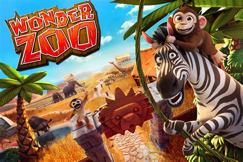 download game android wonder zoo mod wonder zoo animal rescue cheats hacks unlimited cash