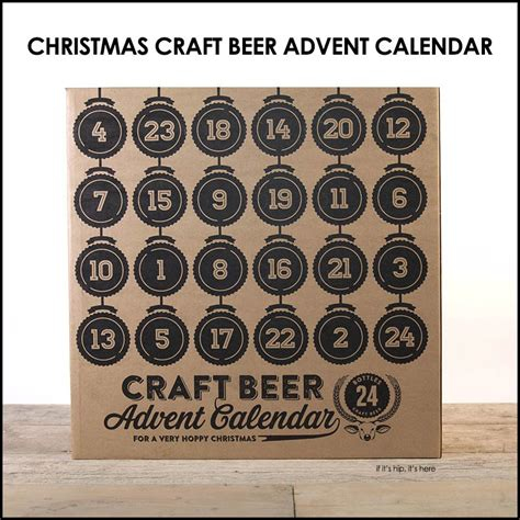 Craft Advent Calendars The Craft Advent Calendar Is The Ultimate