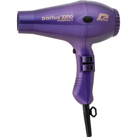 Mini Hair Dryer Lesasha parlux 3200 compact hair dryer purple
