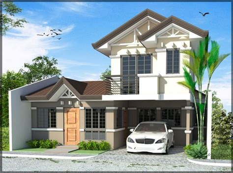 Philippine House Plans And Designs Philippine House Plan House Plan Philippine House Ofw House Plan Modern House Plan