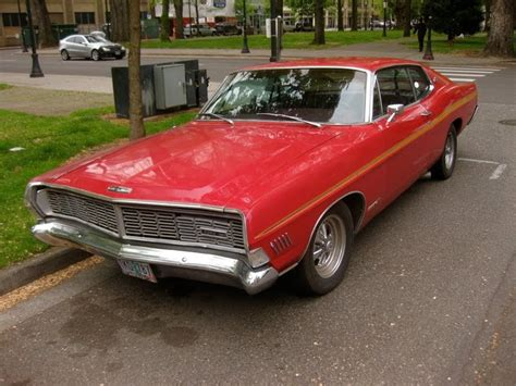 ford xl 1968 parked cars 1968 ford xl 390 gt
