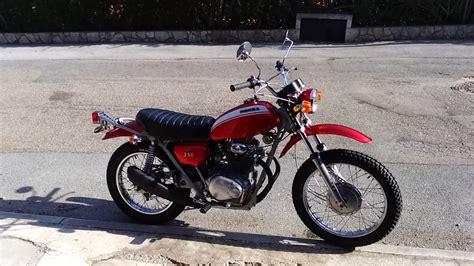 Honda Sl350 by Honda Sl350 Motosport 350 1970 Parts In Stock