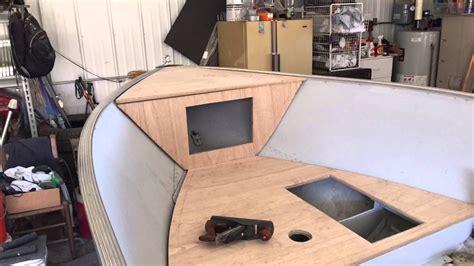 lund boat flooring 1992 lund restoration youtube