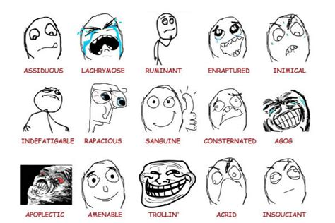 Meme Comic Character - image gallery most popular meme faces