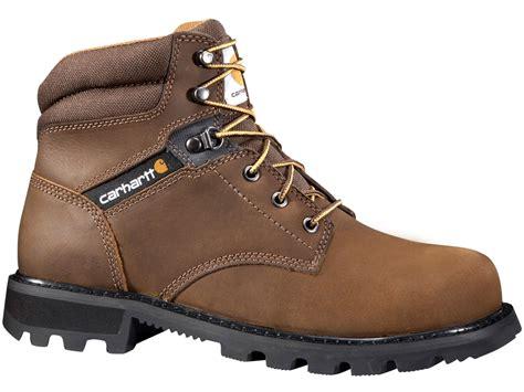 carhartt steel toe work boots carhartt 6 steel toe work boots leather