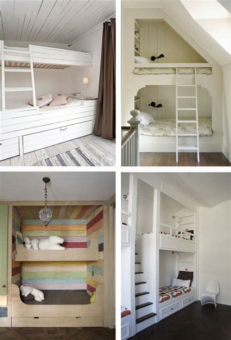 Built In Bunk Bed Plans Built In Wall Beds Images Beautifully Designed Perfectly Charming Beds The Built In Bunk Bed