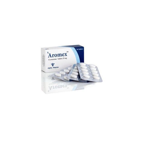 Aromex Exemestane 25 Mg 30 Tabs Alpha Pharma Alphapharma Alpha Pharma aromex exemestane for effective gain