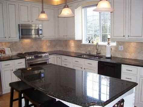 related image kitchen pinterest black granite countertops oak cabinets black granite and cabinets on pinterest