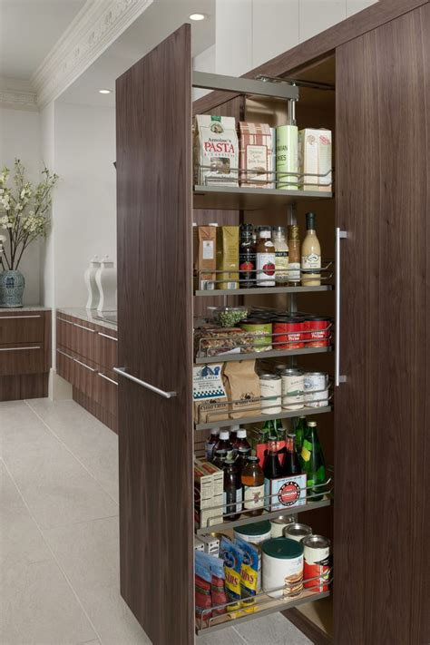 pull out kitchen storage ideas best 25 pull out pantry ideas on pinterest pull out