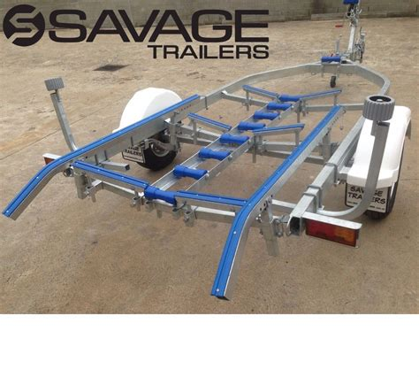 boat trailer bow assist guides galvanised boat trailer guide pole kit standard savage