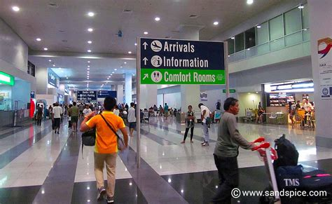 manila airport terminals   expect  smooth transit