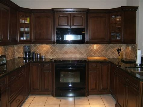countertop cabinet for kitchen 17 best ideas about black granite countertops on pinterest