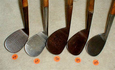 woodworking clubs vintage hickory shaft golf club values