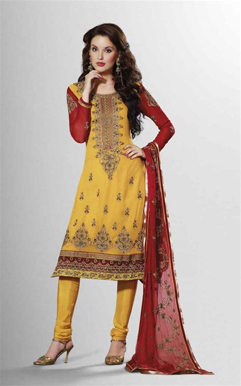 neck desgin of ladies suits salwar suits neck designs 2014 for wedding photos pics