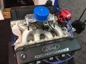 Ford Race Engines Ford Racing Introduces A 572 Inch Interceptor Crate